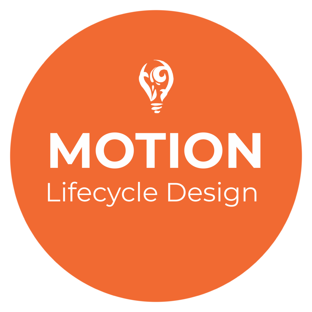 Motion lifecycle design by vivid engagement